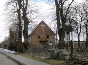 Kirche in Drosedow