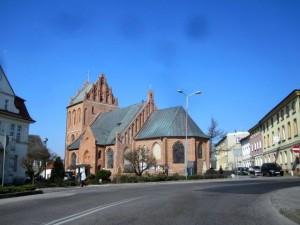 Kirche in Körlin