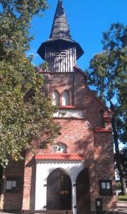 Kirche in Altstadt