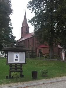 Kirche Christi Himmelfahrt in Degow