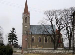 Kirche in Lübchow