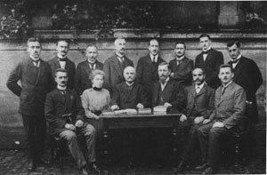 Lehrerschaft 1919