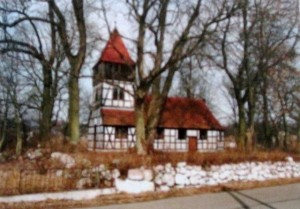 Kirche in Rogzow
