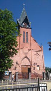 Kirche in Henkenhagen