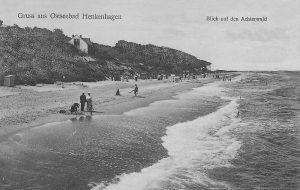 HenkenhagenAchterwaldStrand1910