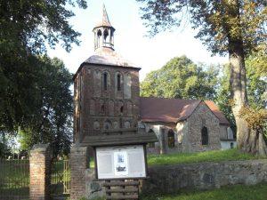 Kirche in Zernin